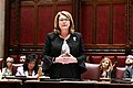 (03-29-19) NY State Senator Pamela Helming during Senate Session at the NY State Capitol, Albany NY.jpg