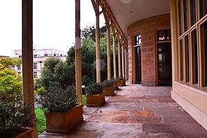 Richmond Villa - Verandah