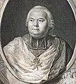 (Albi) Portrait du cardinal de Pierre de Benis par Domenico Cunego - Musée Toulouse-Lautrec d'Albi.jpg