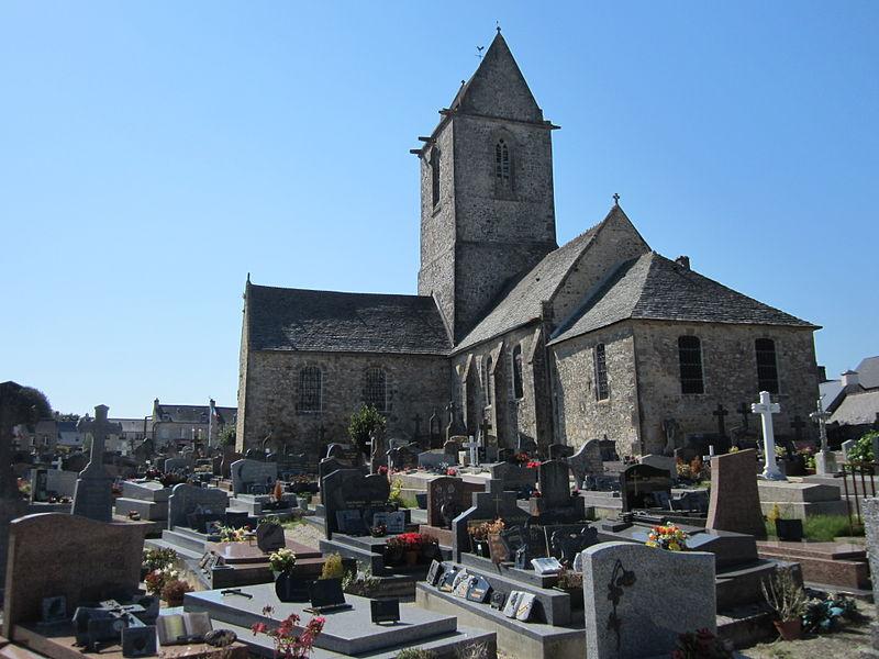 Église Notre-Dame de Brix, Manche