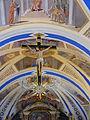 Église Saint-Nicolas-de-Véroce crucifix suspendu.jpg