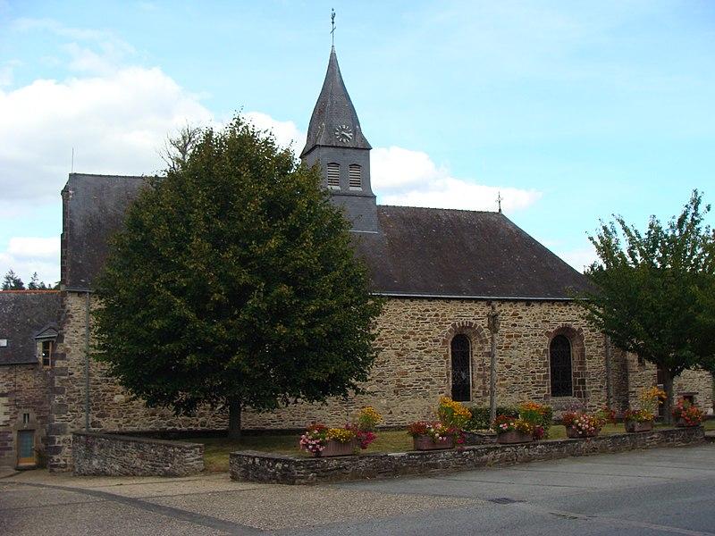 Église Saint-Malo, Le Bourg (Inscrit, 1927)
