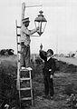 Último farol a gas en Buenos Aires (AGN, 1931).jpg