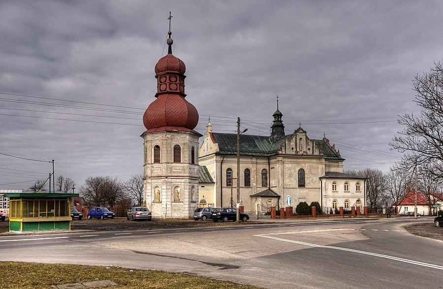 Łanięta, Łódź Voivodeship