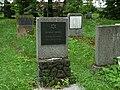 Židovský hřbitov (ČB) - Rudolf Kende.jpg