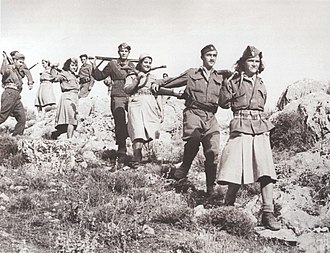 Greek Civil War - Guerillas of ELAS