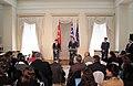 Συνάντηση ΥΠΕΞ Δ. Δρούτσα με ΥΠΕΞ Τουρκίας Α. Davutoglu. Greek FM D. Droutsas meets with his Turkish counterpart A. Davutoglu (5508758475).jpg