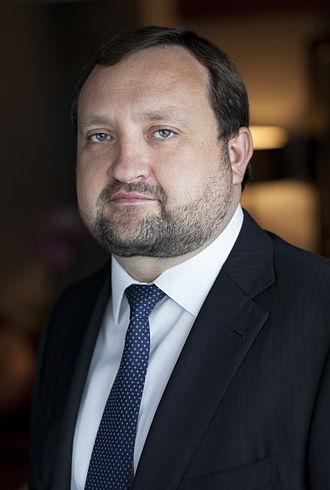 Serhiy Arbuzov - Image: Арбузов Сергій Геннадійович