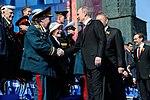 Военный парад на Красной площади 9 мая 2016 г. (1).jpg