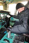 Движки на форсаж. В кабине Ту-144. Музей гражданской авиации. Ульяновск. Ноябрь 2013 - panoramio.jpg