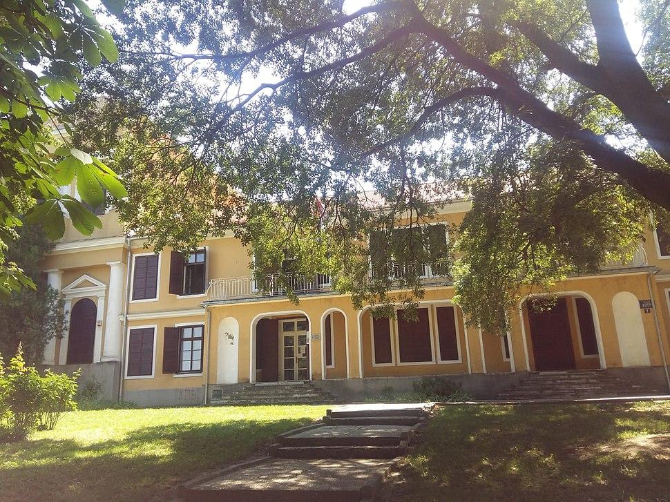 Дворац Марцибањ