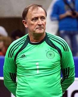 Dieter Burdenski German former professional footballer