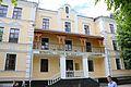 Житомир, Місце де стояв будинок, в якому народився М. І. Усанович — академік, Вул. Михайлівська 5.jpg