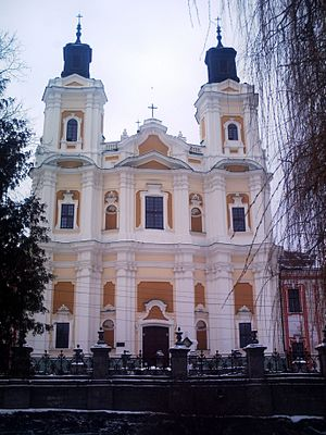 Kremenets - Saint Ignatius Loyola Church