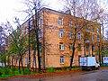 Крупской 23, жилой дом, начало 1950-х гг - panoramio.jpg