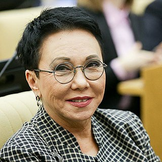 Larisa Shoygu Russian politician