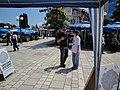 МК избори 2011 01.06. Струга - караван Запад (5786650342).jpg