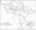 Операционная карта Австро-Прусской кампании в Богемии и Моравии 1866.png