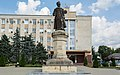 Оргеев, памятник Василию Лупу Monumentul lui Vasile Lupu din Orhei Vasile Lupu monument in Orhei (32051177338).jpg