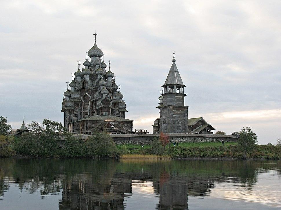 Преображенская церковь (деревянная) (1714 г.) 01