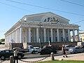 СПб, здание Биржи на стрелке В.О. 6.06.2011.jpg