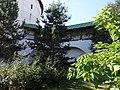 Стены и юго-западная башня Новоспасского монастыря Москва 2.JPG