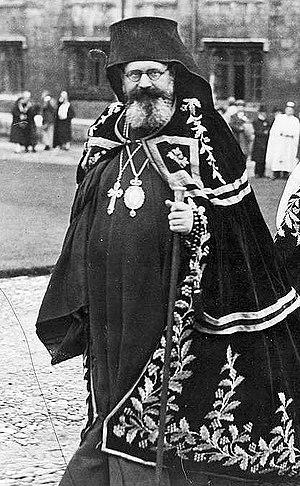 Stefan I of Bulgaria - Image: Стефан (Шоков)