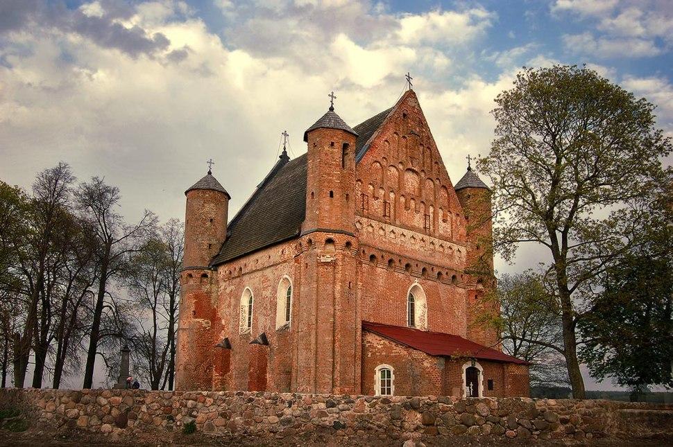 Сынковичи Церковь Святого Михаила 01