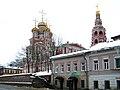 Ул. Рождественская, Рождественская (Строгановская) церковь - panoramio.jpg