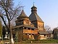 Церква Здвиження Чесного Хреста 1613 р. (вид з південного сходу), м.Дрогобич.JPG