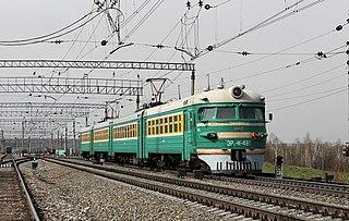 ER2 electric trainset electric multiple unit
