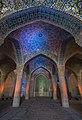 مسجد وکیل شیراز،مجموعه ای در خور توجه و مرمت6.jpg