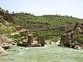 پل های قدیمی و جدید قلعه درویش - panoramio.jpg