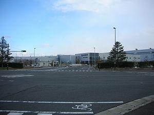 Toyota Motor East Japan - Headquarters in Miyagi, Japan