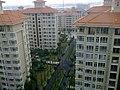 中山港口镇-中信凯旋蓝岸 C区与B区 之间通道 - panoramio.jpg
