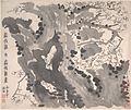 清 金農 梅花圖 冊-Plum Blossoms MET DP160545.jpg