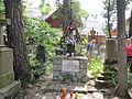 -1109 M stary cmentarz (Na Pęksowym Brzyzku) wraz z murem, bramą, drzewami i pomnikami Zakopane bgvvvv 6.jpg