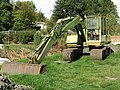 -2018-10-08 Hymac excavator, Bacton Wood staithe, North Walsham and Dilham Canal (2).JPG