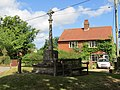 -2020-06-09 The War memorial, Cromer Road, Metton, Norfolk.JPG