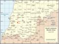 -South lebanon Qana locator map.png