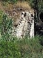 018 Restes del pont sobre el barranc de Saladern (Vallfogona de Riucorb).jpg