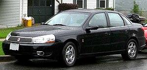 Saturn L-Series - 2003–2005 facelift