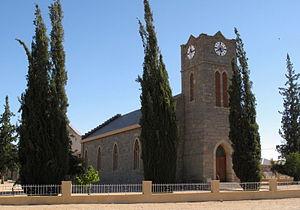 Pofadder, Northern Cape - Dutch Reformed Church in Pofadder