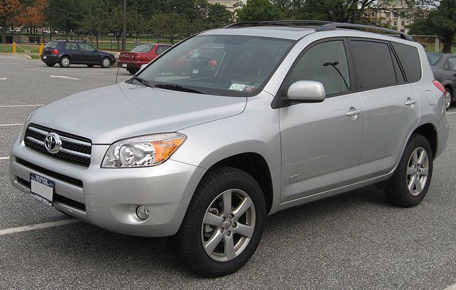 RAV4 (XA30) - Toyota