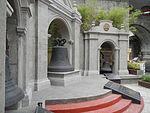 09017jfSaint Francis Church Bells Meycauayan Heritage Belfry Bulacanfvf 16.JPG
