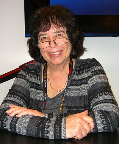 Picture of an author: Jane Yolen