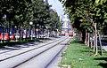 108R35240983 Strassenbahn, Franz Josefs Kai, Blick Richtung Schottenring, Sonderfahrt, Typ M 4101, Typ m2 5211.jpg