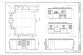 116 Washington Avenue (House and Office), Albany, Albany County, NY HABS NY,1-ALB,23- (sheet 13 of 16).png