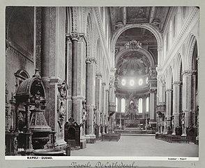 11801 Napoli Duomo (titel op object) Napels de cathedraal (titel op object), RP-F-2007-358-27.jpg
