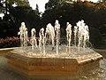 12 Jardins del palau de Pedralbes (Barcelona), brollador.jpg